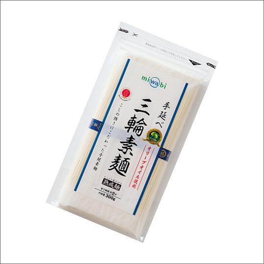 miwabi「三輪素麺」がTVに
